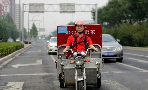 刘强东:我为什么要亲自体验做快递员?