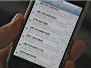 """垃圾短信大回潮:今年""""双11""""你又被骚扰了吧?"""