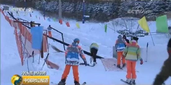 黑龙江雪乡黑导游被抓获 曾对游客进行谩骂殴打