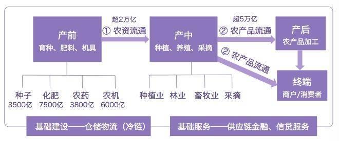 京东这家互联网公司,想要怎样去改变农业?